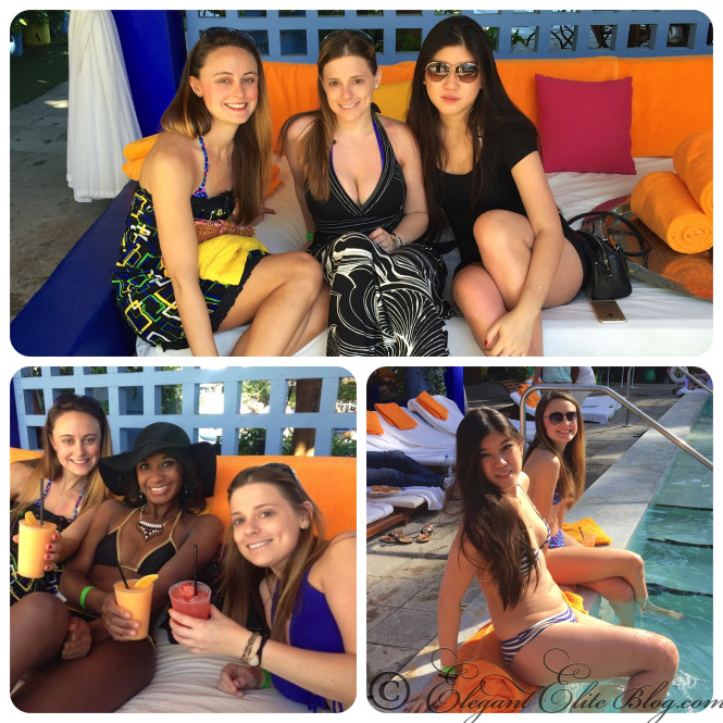 The Shore Club Pool Party