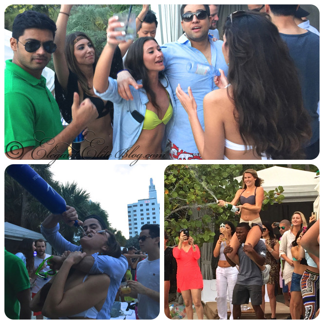 Hyde Beach Pool Party
