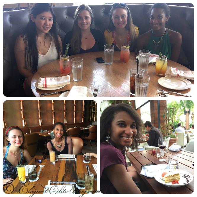 Eating at Resturants